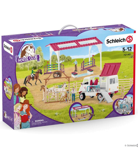 Schleich Horse Club - Fitness Check for The Big Tournament - SC72140