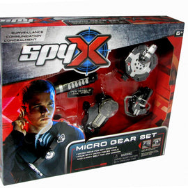 SpyX Micro Gear Set - 4 Must-Have Spy Tools