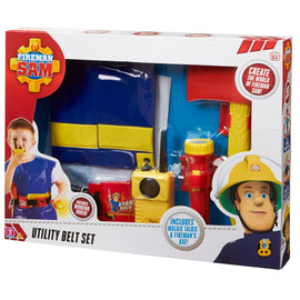 Fireman Sam Utility Belt With Jacket & Accessories - ToyRoo
