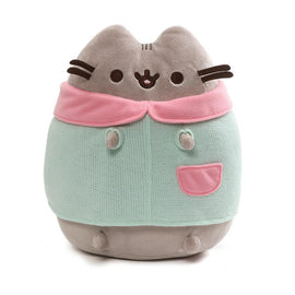 Winter Pusheen With Sweater 9""