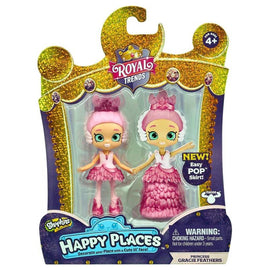 Happy Places Shopkins S7 Single Dolls