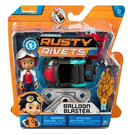 Rusty Rivets Rusty Build Starter Pack Balloon Blaster - ToyRoo