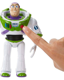 "Mattel Disney Pixar Toy Story 6"" Talking Buzz Lightyear Action Figure Model Toy - ToyRoo"