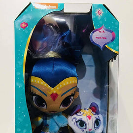 Nickelodeon Shimmer And Shine - Winter Gift Pack Shine And Nahal
