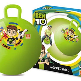 New Licensed BEN 10 Bouncy Hopper Ball  - Green