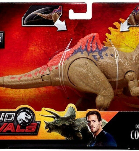 Jurassic World - Dino Rivals Dual Attack - Concavenator
