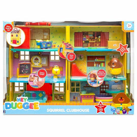Hey Duggee Squirrel Clubhouse Playset - ToyRoo