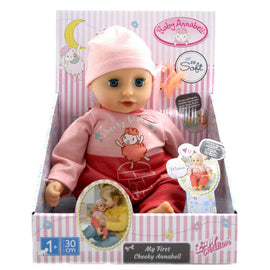 Baby Annabell My First Cheeky Annabell Doll 30cm