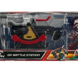Power Rangers Ninja Steel DX Mega Morph Battle Station - ToyRoo