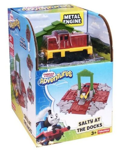 Thomas & Friends Adventures Salty at The Docks