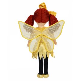 THE WIGGLES EMMA FAIRY CUDDLE DOLL 50CM