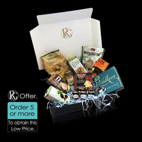 Image of The Boston Gift Box.  The Perfect Corporate Gift for Employees or Clients.