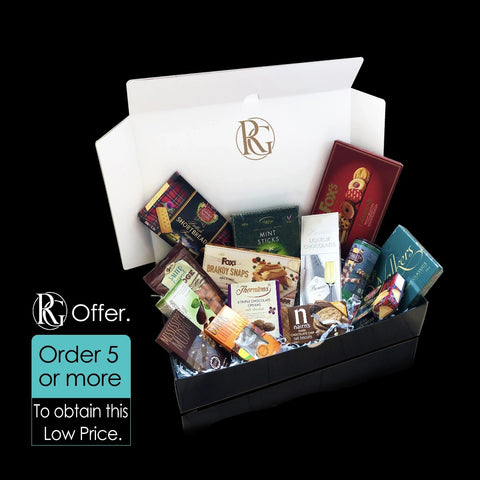 Image of The Denver Gift Box.  The Perfect Corporate Gift for Employees or Clients.