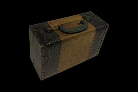 Image of The Jefferson Gift Case.  One of our luxury gifts for men, a great collection of Birthday gifts.