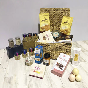 The Winchester Gift Basket. Luxury Gifts for Women-Regency Gift Store-Regency Gift Store
