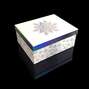 Mens Deluxe Treats Gift Box. Luxury Valentines Gifts for Men