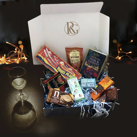 Image of The Seattle Gift Box.  The Perfect Gift For Men, Employees, Clients, Corporate etc