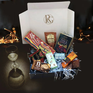 The Seattle Gift Box.  The Perfect Gift For Men, Employees, Clients, Corporate etc