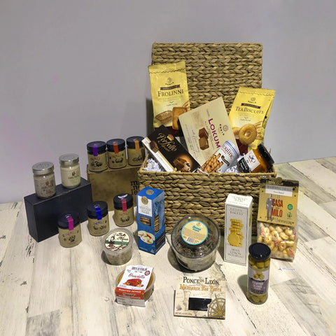 The Epsom Luxury Gift Hamper. The Perfect Gourmet Gift Basket-Regency Gift Store-Regency Gift Store