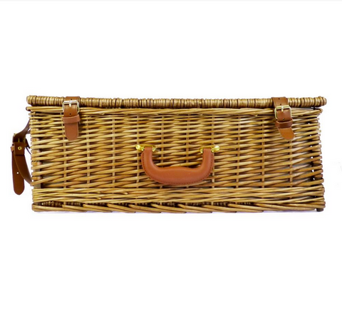 The Sandringham Wicker 4 Person Luxury Picnic Basket-regency gift store-Regency Gift Store