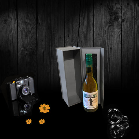 The Burbank Wine Gift Box.  A Perfect Corporate Gift for Clients and Employees.