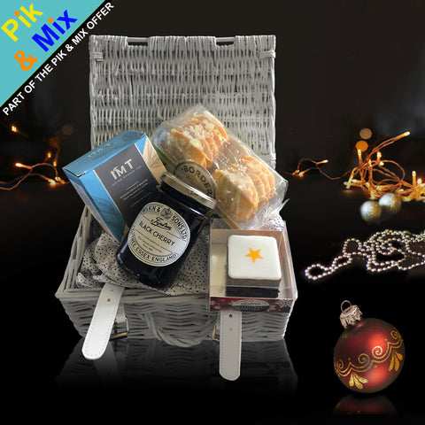 Image of The Campton Gift Basket.  Part of Our Pik & Mix Collection.