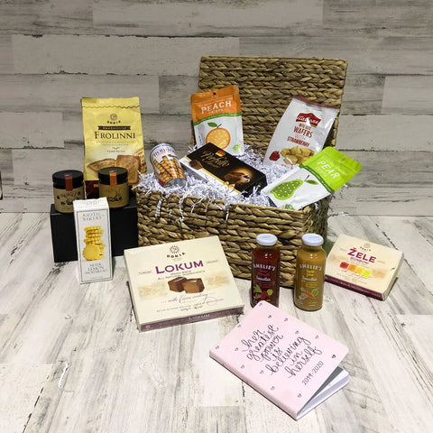 The Dorchester Gift Basket. The Ideal Gift Basket for Women-Regency Gift Store-Regency Gift Store