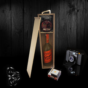 The Layton Bottle & Gift Box. A Perfect Corporate Gift for Clients and Employees.