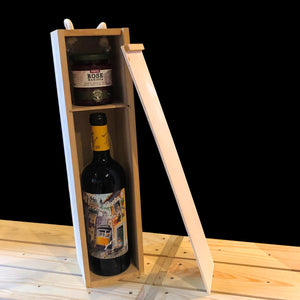 The Olympia Wine Gift Box.  A Perfect Corporate Gift for Clients and Employees.
