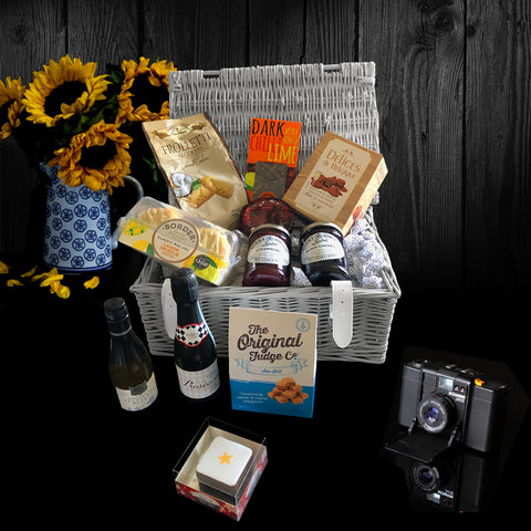 Image of The Pinehurst Gift Basket.  A Perfect Valentines Gift.