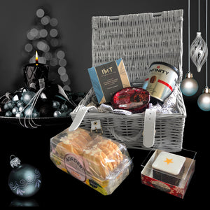The Roswell Gift Basket.  A Perfect Corporate Gift for Clients and Employees.