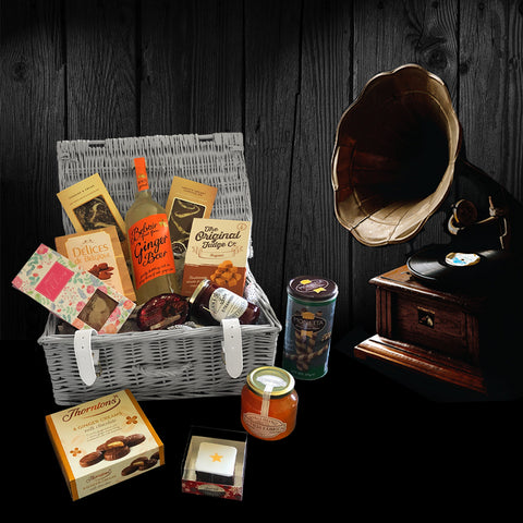 Image of The Victoria Gift Basket.  A Perfect Gourmet Gift Basket for all the family.
