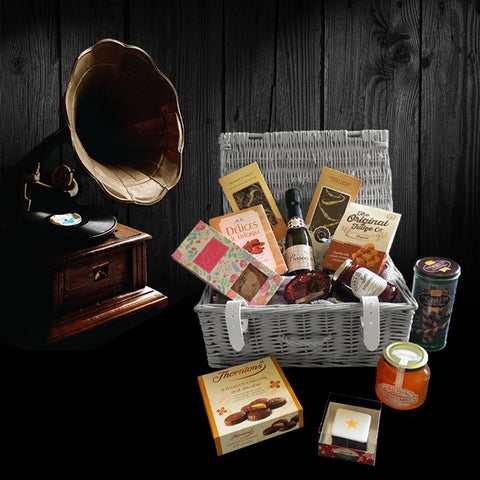 Image of The Westland Gift Basket.  A Perfect Family Gift.