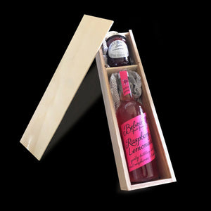 The Burley Bottle & Gift Box. A Perfect Non-Alcoholic Gift.