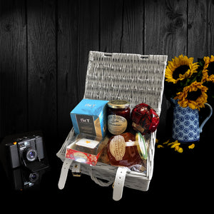 The All My Love Gift Basket.  Beautiful Valentines Gifts.