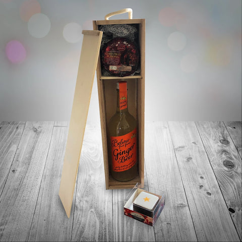 The Layton Bottle & Gift Box.  A Part of Our Pik & Mix Collection.