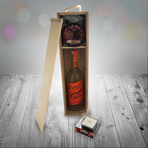 The Layton Bottle & Gift Box. A Great Valentines Gift for Everyone.