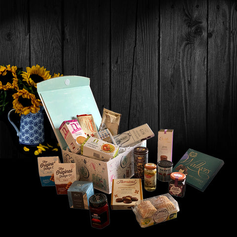 Image of The Lets Get Lost Gift Box.  The most perfect of gift sets for someone special.