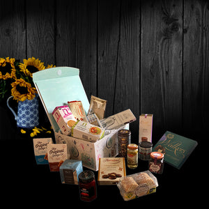 The Lets Get Lost Gift Box.  The most perfect of gift sets for someone special.