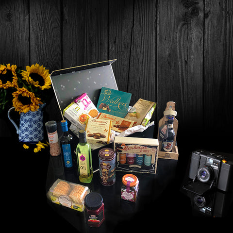 Image of The Stratton Gift Box. Another great gift from our collection of gifts for men.