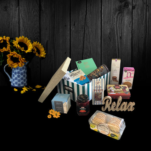 Image of The Regatta Gift Box.  Perfect gifts for women including birthday and Christmas gifts.