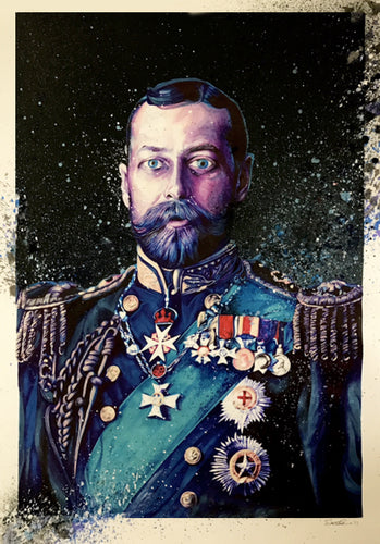 Original artwork: King George V
