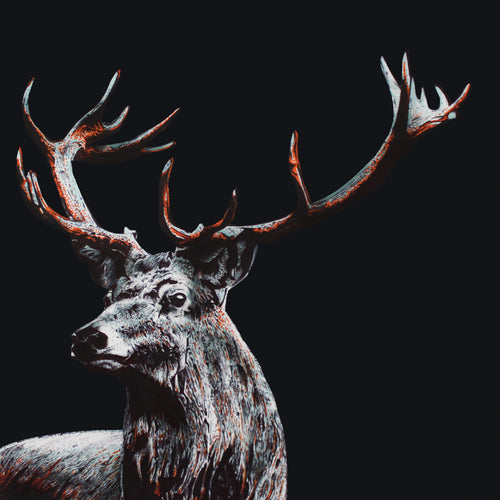 Original artwork: Stag