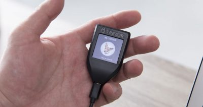 Trezor Model T : The next generation hardware wallet