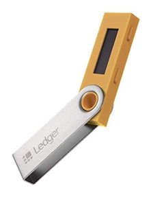 Ledger-Nano-S-Lagoon-Saffron-Yellow-Hardware-Wallet