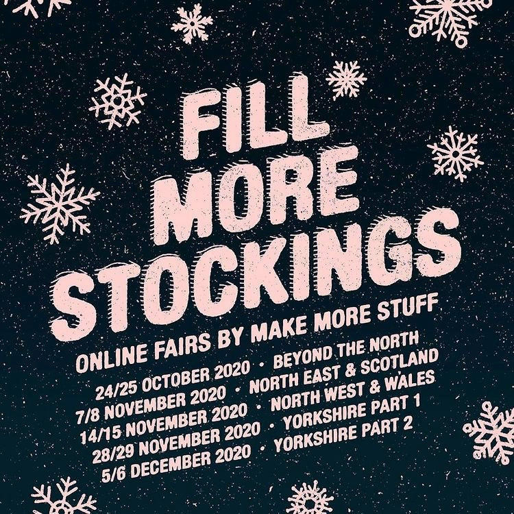 Fill More Stockings - Make More Stuff