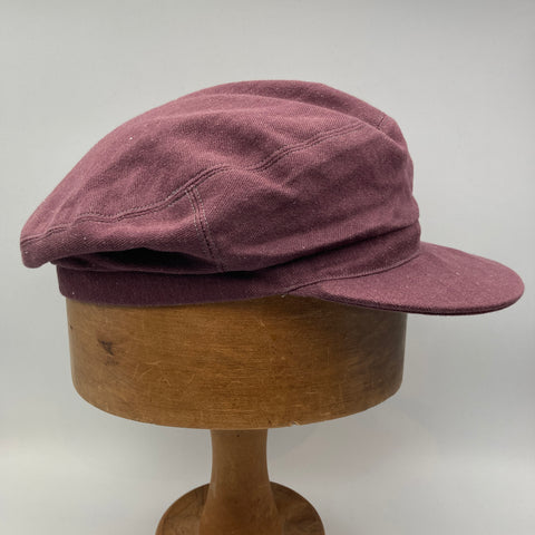 Cap of the week - Plum Fisher Cap