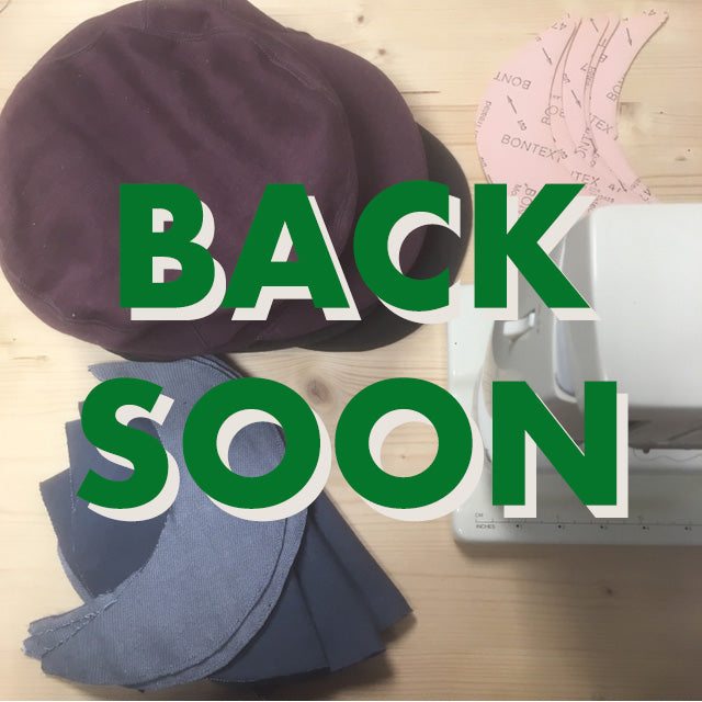 Back Soon! Closed for now..