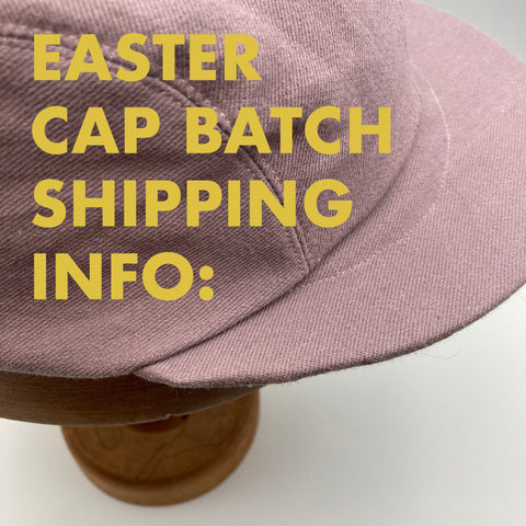 Easter shipping delays