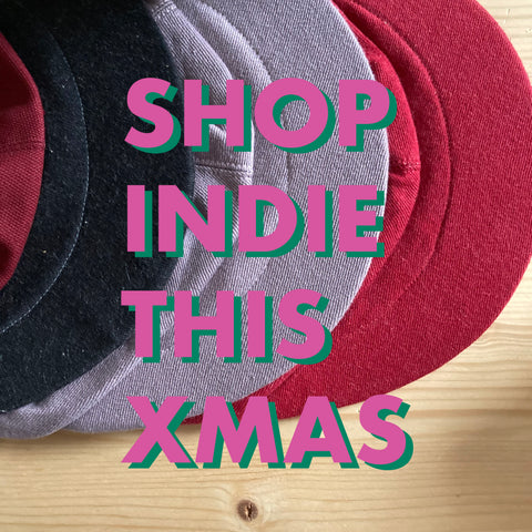 Shop indie every xmas
